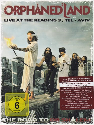 Orphaned Land - Live at the Reading 3, Tel-Aviv (limited edition) (+CD)
