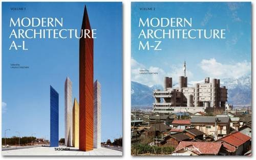 Modern Architecture A-Z (GO)
