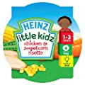 Heinz Little Kidz Chicken and Sweetcorn Risotto Tray Meal for 1-3 Years, 230g from Heinz