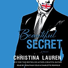 Beautiful Secret (       UNABRIDGED) by Christina Lauren Narrated by Charlotte Penfield, Jonathan Cole