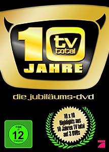 NEW 10 Jahre Tv Total-die Jubilaum (DVD)