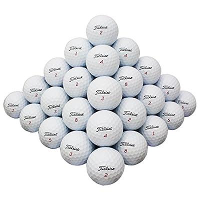 50 Titleist Nxt Tour Mix Aaaa Near Mint Used Golf Balls