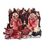 Gory Carnivore Wall Decoration ~ Halloween Decorations & Props