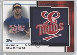 Byron Buxton #39 75 (Baseball Card) 2013 Topps Pro Debut Minor League Manufactured... by Topps Pro Debut