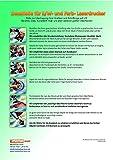 10 Blatt Wasserschiebefolie Decal Papier Transfer Folie DIN A4 weiß
