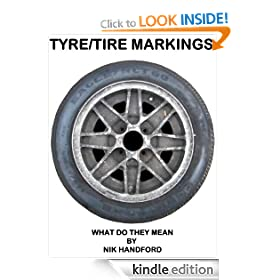 Tyre/Tire Markings! What do they mean?