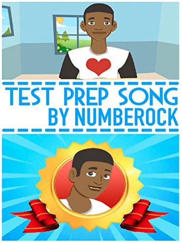 TEST PREP SONG FOR KIDS: Common Core Math Exam Review For Elementary & Primary Grades