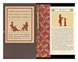 Lord Chesterfield: Letters Written to His Natural Son on Manners & Morals. Selected, Decorated with Eighteenth-Century Silhouettes, and Published by the Peter Pauper Press