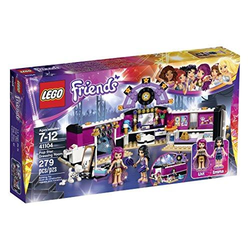 LEGO-Friends-41104-Pop-Star-Dressing-Room-Building-Kit