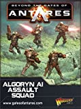 Beyond The Gates Of Antares, Algoryn Ai Assault Squad