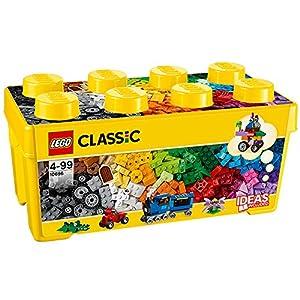 Lego Classic 10696 - Mittelgroße Bausteine Box