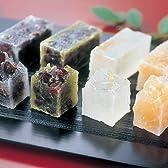 京菓子工房「都」の琥珀菓子詰合せ