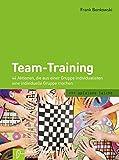 Image de Team-Training: 44 Aktionen, die aus einer Gruppe Individualisten eine individuelle Gruppe machen (sp