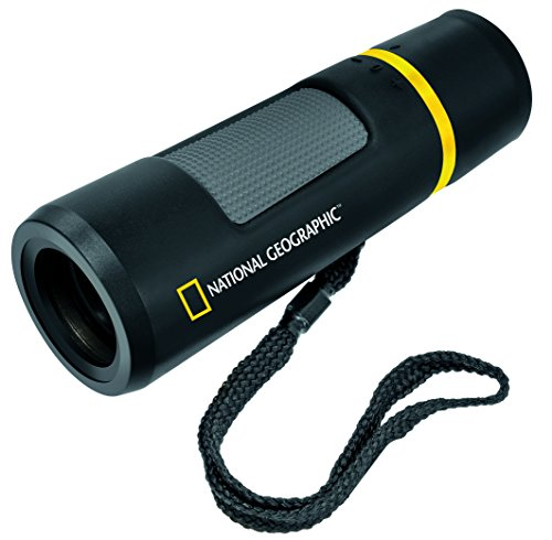 Bresser - 10 x 25-National Geographic-Monoculaire