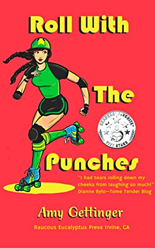 A rollicking, funny chick lit mystery/adventure, full of fun and light romance. Roll with the Punches  by Amy Gettinger. Laugh for FREE!