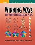 Winning Ways for Your Mathematical Plays, Volume 4 (1568811446) by Berlekamp, Elwyn R.