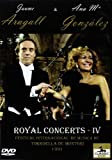 Aragall & Gonzalez (1991) - Royal Concerts Vol.6 [DVD]