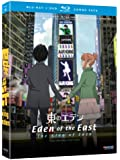 Eden of the East: The King of Eden [Blu-ray / DVD combo]