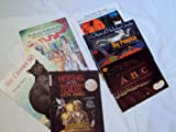 img - for Children Halloween Pack: Halloween Abc; Ghost of Nicholas Greebe; the Little Old Lady Who Was Not Afraid of Anything; Big Pumpkin; Six Dinner Sid; Professor Puffendorf's Secret Potion (Book sets for Kids : Grade 4 - 6) book / textbook / text book
