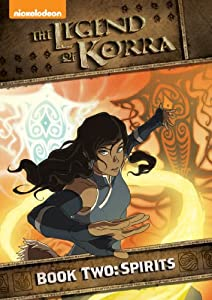 Legend of Korra: Book Two, Spirits