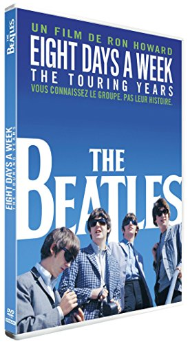 The Beatles: Eight Days A Week - The Touring Years [Francia] [DVD]
