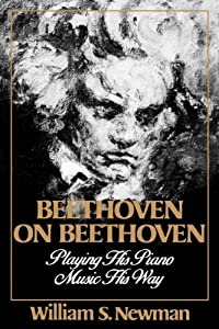 Beethoven On Beethoven Playing His Piano Music His Way by W. W. Norton & Co.