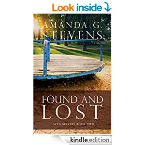 Book Review:   Found and Lost by Amanda G. Stevens