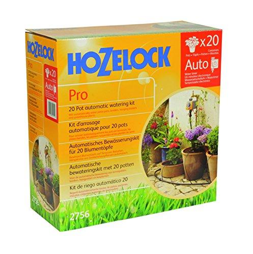 Hozelock 2756 kit per irrigazione automatica di vasi pro for Kit irrigazione automatica