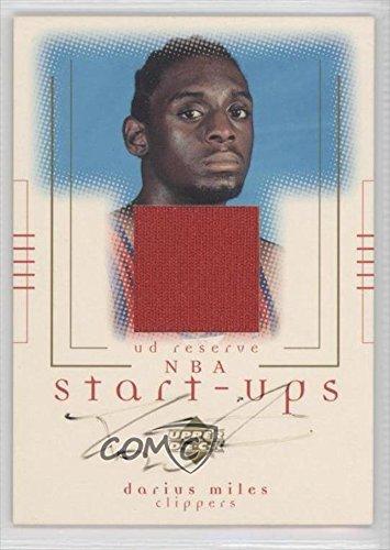 Darius-Miles-Basketball-Card-2000-01-Upper-Deck-Reserve-NBA-Start-Ups-Autographs-DA-A