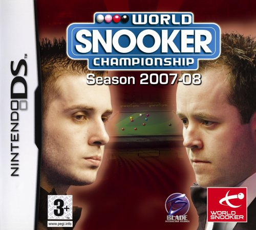 World Snooker Championship  (Nintendo DS)