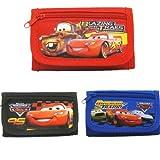 Disney Car Tri-Fold Wallets (3 Wallets)