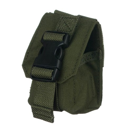 Pantac MOLLE Hand Grenade Pouch Olive Drab
