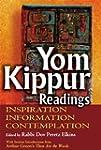 Yom Kippur Readings: Inspiration, Inf...