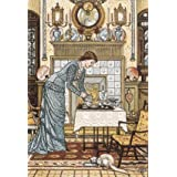 Frontispiece to The House Beautiful, engraving by Walter Crane (V&A Custom Print)