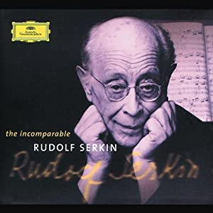Incomparable Rudolf Serkin