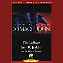 Armageddon: Left Behind, Volume 11 Audiobook by Tim LaHaye, Jerry B. Jenkins Narrated by Richard Ferrone