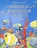 echange, troc Peter Scott, Collectif - Les animaux marins : Livre puzzle