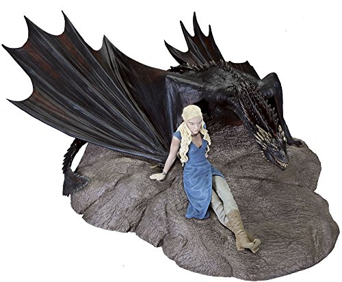 Game of Thrones Game of Thrones Daenerys and Drogon Statue