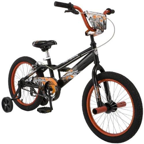 Amazon.com : Mongoose Koinoa Boy's BMX Bike (18-Inch Wheels