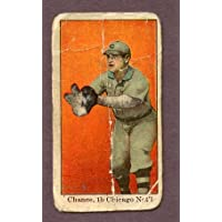 1909-11 E90-1 American Caramel Frank Chance Cubs FR-GD 114368 Kit Young Cards