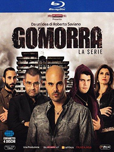 Gomorra - Stagione 01 (4 Blu-Ray) [Italia] [Blu-ray]