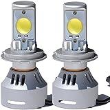 LEDヘッドライト H4 HI/LO 7000K 6400ルーメン H05 CREEチップ  両面 LEDバルブ オリジナル