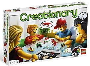 LEGO Games 3844: Creationary
