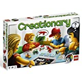 Lego - 3844 - Jeu de Soci�t� - Lego Games - Creationarypar LEGO