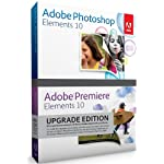 Adobe Photoshop Elements and Premiere Elements 10 Upgrade