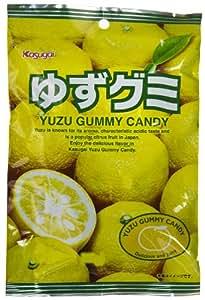 Yuzu: Kasugai Gummy Candy (Japanese Import) [JI-ICNI]