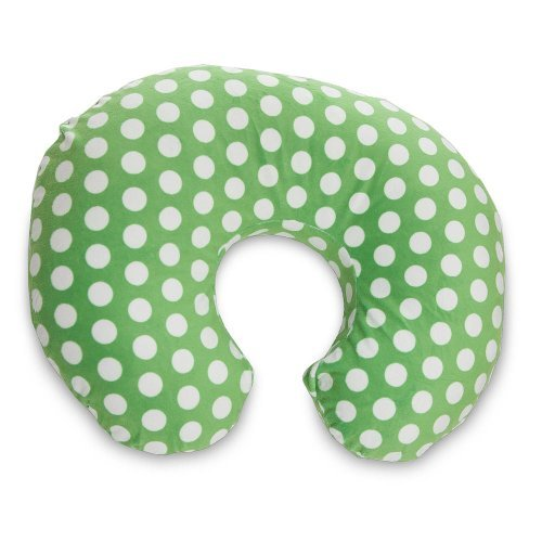 Boppy Fresh Fashion Slipcover, Green Dots Newborn, Kid, Child, Childern, Infant, Baby front-461540
