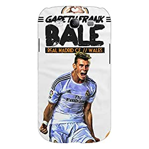 Jugaaduu Real Madrid Bale Back Cover Case For Samsung Galaxy S3 Neo