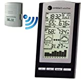 Ambient Weather WS-1171A Wireless Advanced Weather Station with Temperature, Dew Point, Barometer and Humidity