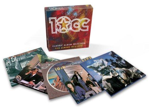10CC – Classic Album Selection: Five Albums 1975-1978 (6CD Box Set) (2012) [FLAC]